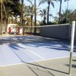 Сетка волейбольная тренировочная El Leon de Oro, арт.14443020002
