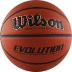 Мяч баскетбольный Wilson Evolution (№7) арт.WTB0516XBEMEA