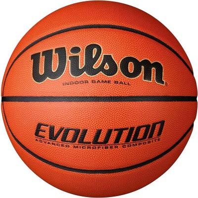 Мяч баскетбольный Wilson Evolution (№7) арт.WTB0516
