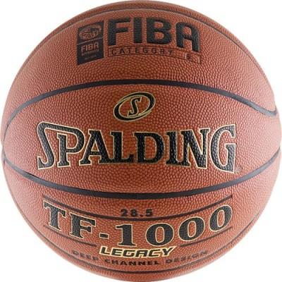 Мяч баскетбольный Spalding TF-1000 Legacy (№6) FIBA Approved 74-451z
