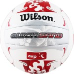 Мяч волейбольный Wilson AVP Quicksand Aloha WTH489019XB