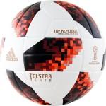 Мяч футбольный Adidas WC2018 Telstar Мечта Top Replique (FIFA Quality) CW4683