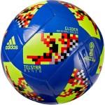 Мяч футбольный Adidas WC2018 Мечта Top Glider CW4687
