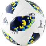 Мяч футбольный Adidas WC2018 Мечта Top Glider CW4688