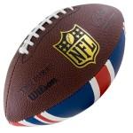 Мяч для американского футбола Wilson NFL Team Logo WTF1748XBLGUJ