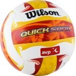 Мяч волейбольный Wilson AVP Quicksand Aloha WTH489097XB