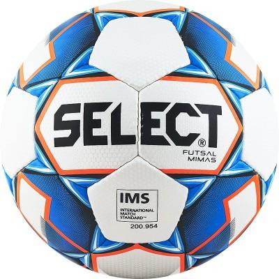 Мяч футзальный Select Futsal Mimas IMS (International Matchball Standard) арт.852608-003
