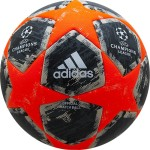 Мяч футбольный Adidas Finale18 Winter OMB (Официальный мяч Лиги Чемпионов 2018/19) CW4136