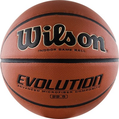 Мяч баскетбольный Wilson Evolution (№6) арт.WTB0586