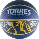 Мяч баскетбольный Torres Jam (№7) B00047
