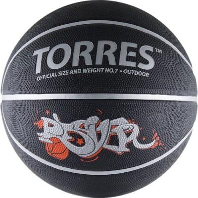 Мяч баскетбольный Torres Prayer (№7) B00057