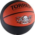 Мяч баскетбольный Torres Game Over (№7) B00117
