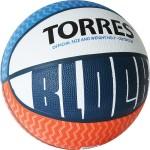 Мяч баскетбольный Torres Block (№7) B02077