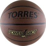 Мяч баскетбольный Torres Power Shot (№7) B10087