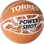 Мяч баскетбольный Torres Power Shot (№7) B32087