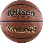Мяч баскетбольный Wilson Reaction PRO (№7) арт.WTB10137XB07