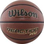 Мяч баскетбольный Wilson Reaction PRO (№5) арт.WTB10139XB05