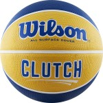Мяч баскетбольный Wilson Clutch (№7) арт.WTB14199XB07