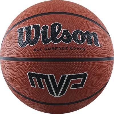 Мяч баскетбольный Wilson MVP (№7) арт.WTB1419XB07