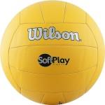 Мяч волейбольный Wilson Soft Play WTH3501XYEL