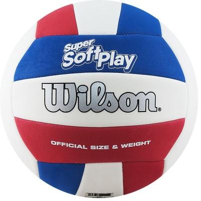 Мяч волейбольный Wilson Super Soft Play WTH90219XB
