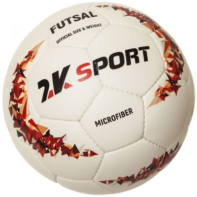 Мяч футзальный 2K Sport Сrystal Elite sala Microfiber 127093