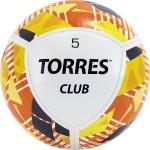 Мяч футбольный Torres Club (№5) F320035