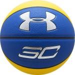 Мяч баскетбольный Under Armour Curry Composite (№7), арт.1328459-400