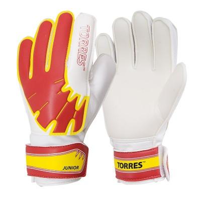 Перчатки вратарские Torres Junior FG0501-RD