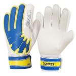 Перчатки вратарские Torres Junior FG0502-BU