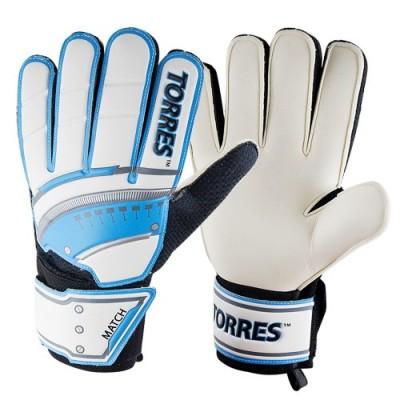 Перчатки вратарские профессиональные Torres Match FG0506