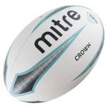 Мяч для регби Mitre Crown арт.BB2102WHC
