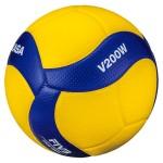 Мяч волейбольный Mikasa V200W (Официальный мяч FIVB, официальный мяч Олимпийских Игр 2020 года)
