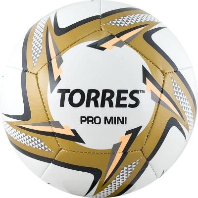 Мяч футбольный Torres Pro Mini F31910 (сувенирный)