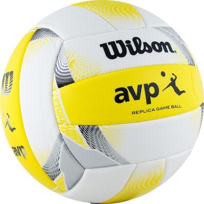 Мяч для пляжного волейбола Wilson AVP Replica WTH6017XB