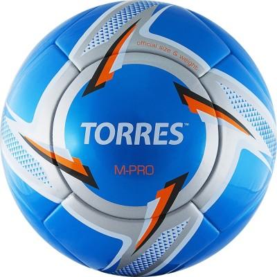 Мяч футбольный Torres M-Pro Blue F319125