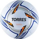 Мяч футбольный Torres M-Pro White F319135