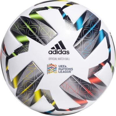 Мяч футбольный Adidas Uefa Nations League PRO (FIFA Quality Pro) (Официальный мяч Лиги наций УЕФА 2020/21 года) FS0205