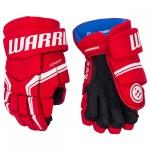 Перчатки хоккейные Warrior Covert QRE5, арт.Q5GSR8-RD