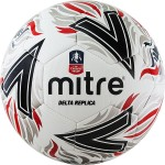 Мяч футбольный Mitre Delta Replica AA0017WD6
