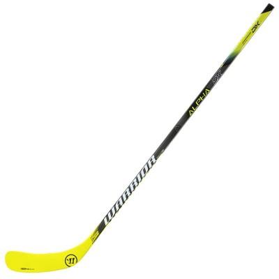 Клюшка хоккейная Warrior Alpha DX30 YTH, арт.DX30YG9-LFT