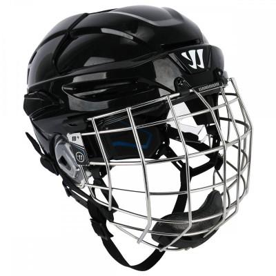 Шлем хоккейный Warrior Covert PX2 Combo SLVCage с маской, арт.PX2HCS6-BK