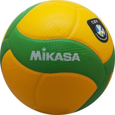 Мяч волейбольный Mikasa V200W-CEV (Официальный мяч Лиги Чемпионов ЕКВ)
