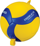Мяч волейбольный тренировочный на растяжках Mikasa MV300W-AT-TR