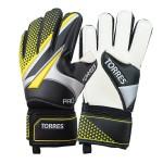 Перчатки вратарские профессиональные Torres Pro FG05197