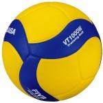 Мяч волейбольный утяжеленный Mikasa VT1000W