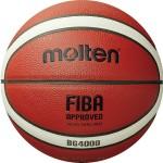 Мяч баскетбольный Molten B5G4000 (№5), FIBA Approved