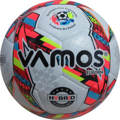 Мяч футбольный VAMOS EUFORIA HYBRID (№4) BV 1104-EFR