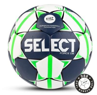 Мяч гандбольный Select FORCE DB (EHF Approved) арт.844920-002