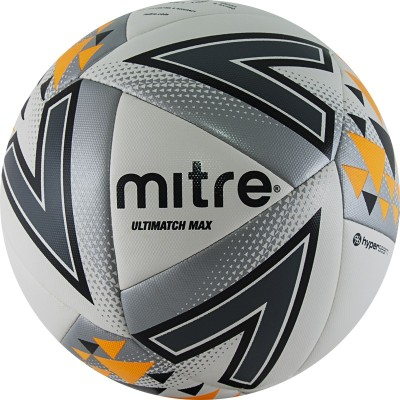 Мяч футбольный Mitre Ultimatch max (FIFA Quality) BB1115WSA